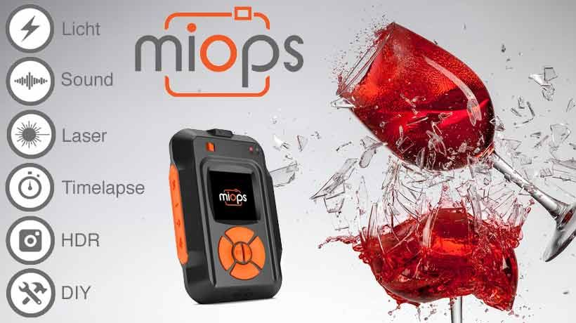 Miops Highspeed Ausl�ser f�r HDR Timelapse usw.