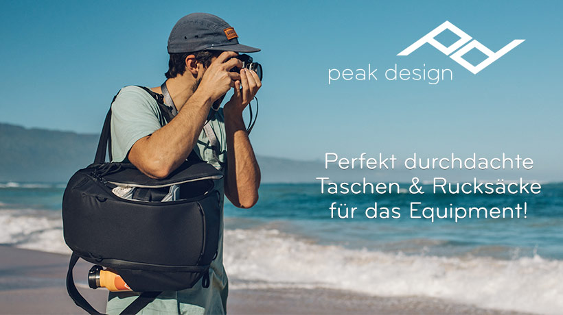 Peak Design Everyday Line V2