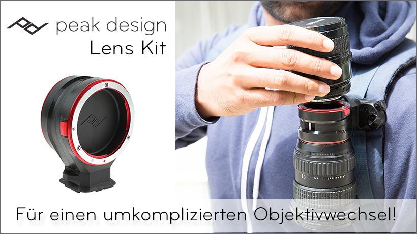 Peak Design Capture Lens