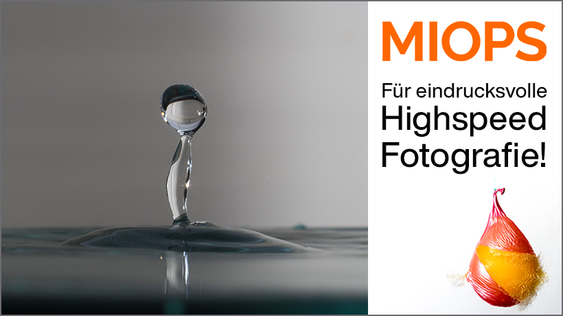 Miops Highspeed-Fotografie