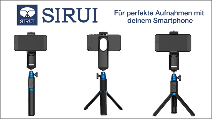 Sirui VK-2K Pocket Stabilizer Kit