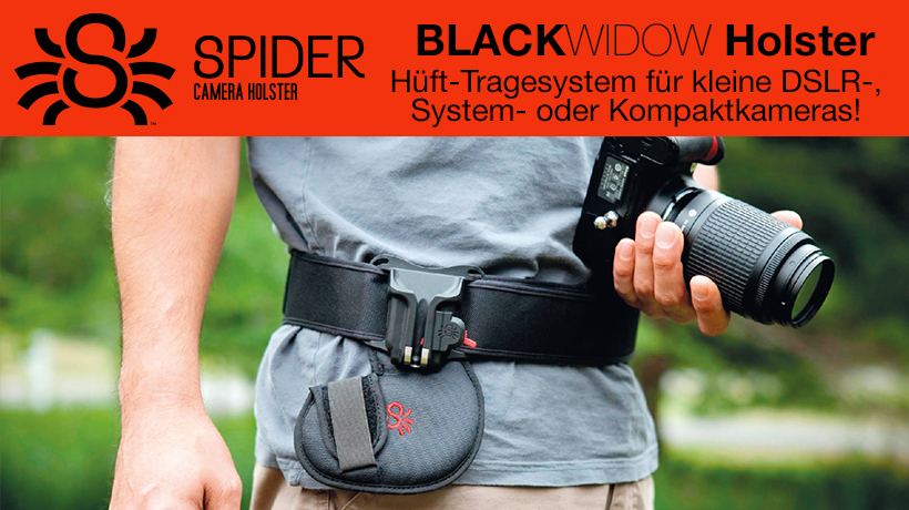 Spider Black Widow Holster