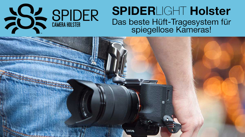 SpiderLight Holster