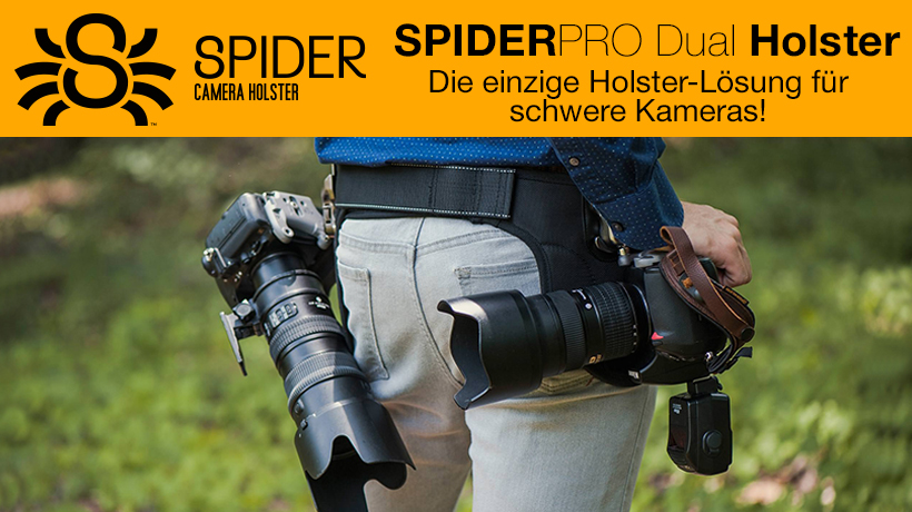 SpiderPro Dual Holster