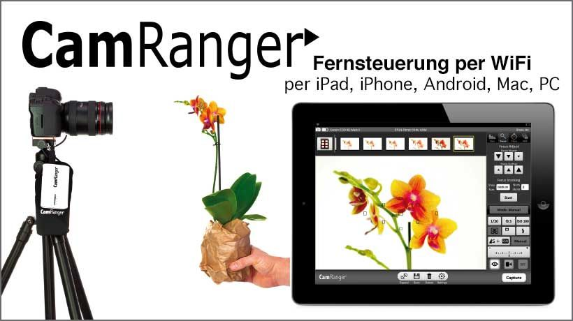 Camranger Wireless LiveView Auslöser