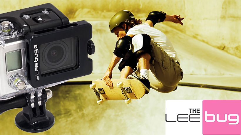 LEE Bug Filter für GoPro-Kameras