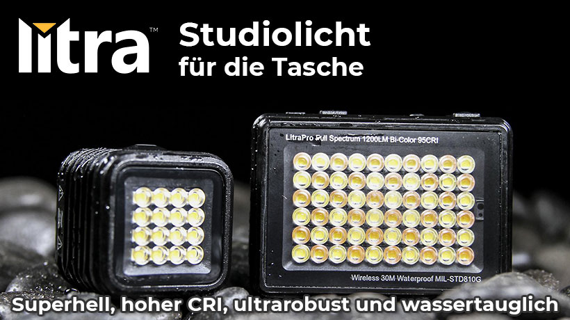 LitraTorch LED-Mikroleuchte