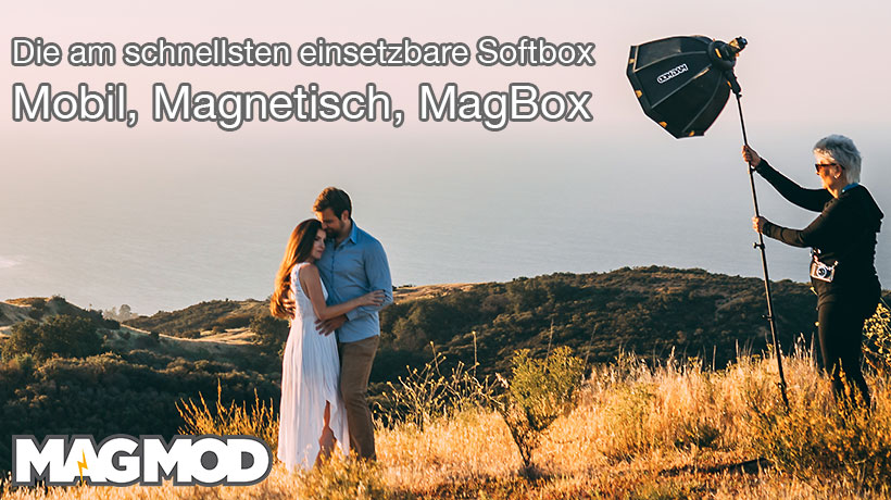 MagMod MagBox Magnet-Softbox