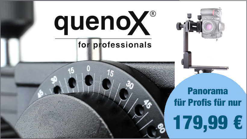 Quenox Multirow-Panormakopf