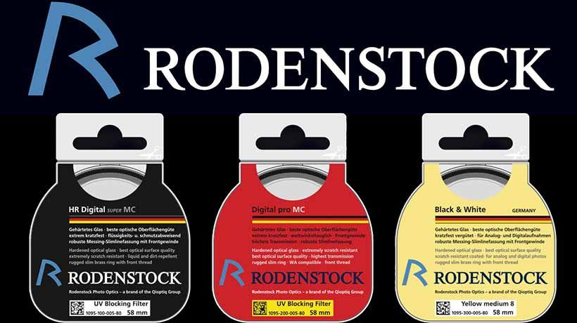 Rodenstock Filter Made in Germany