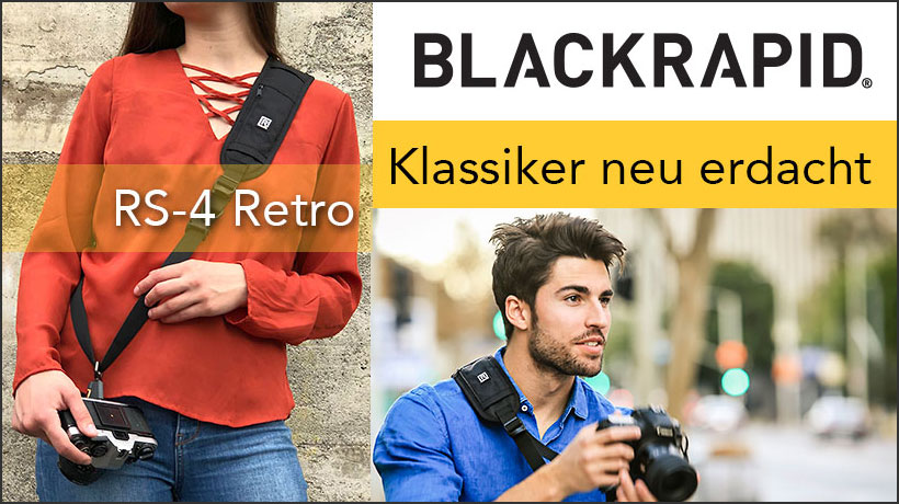 Blackrapid RS-4 Classic Retro