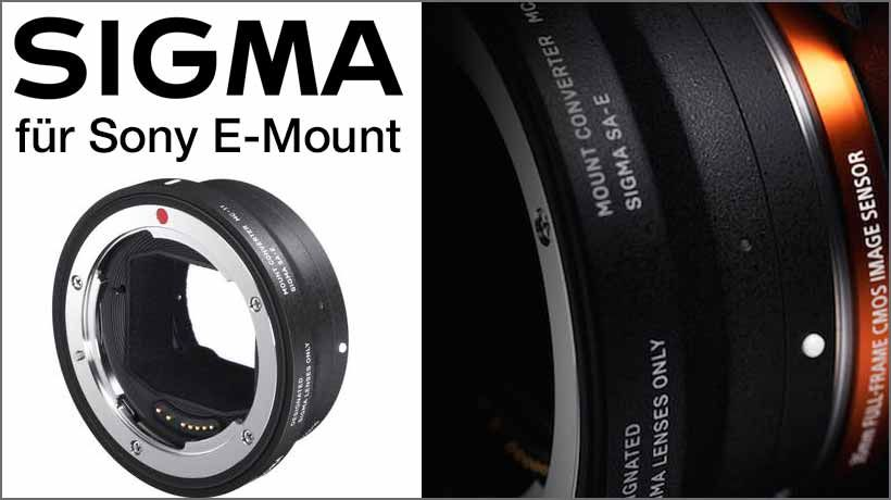 Sigma MC-11 Objektivadapter