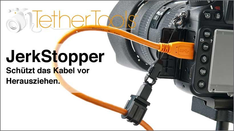 Tether Tools Kabelsicherungen JerkStopper