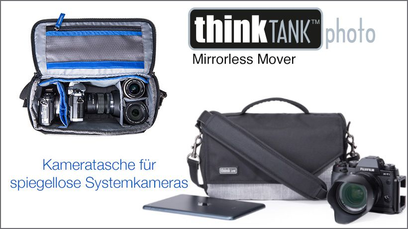 ThinkTank Fototasche Mirrorless Mover