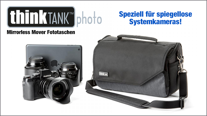 ThinkTank Mirrorless Mover