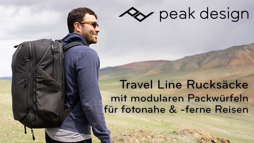Peak Design Travel Line