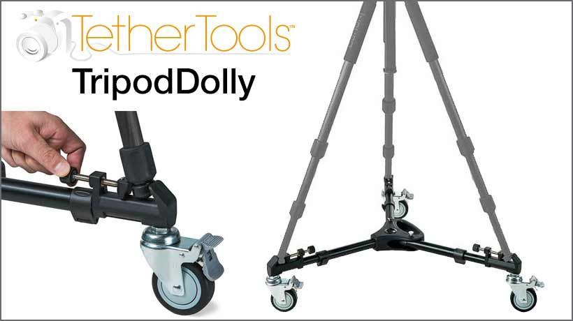 Tripod Dolly Stativwagen