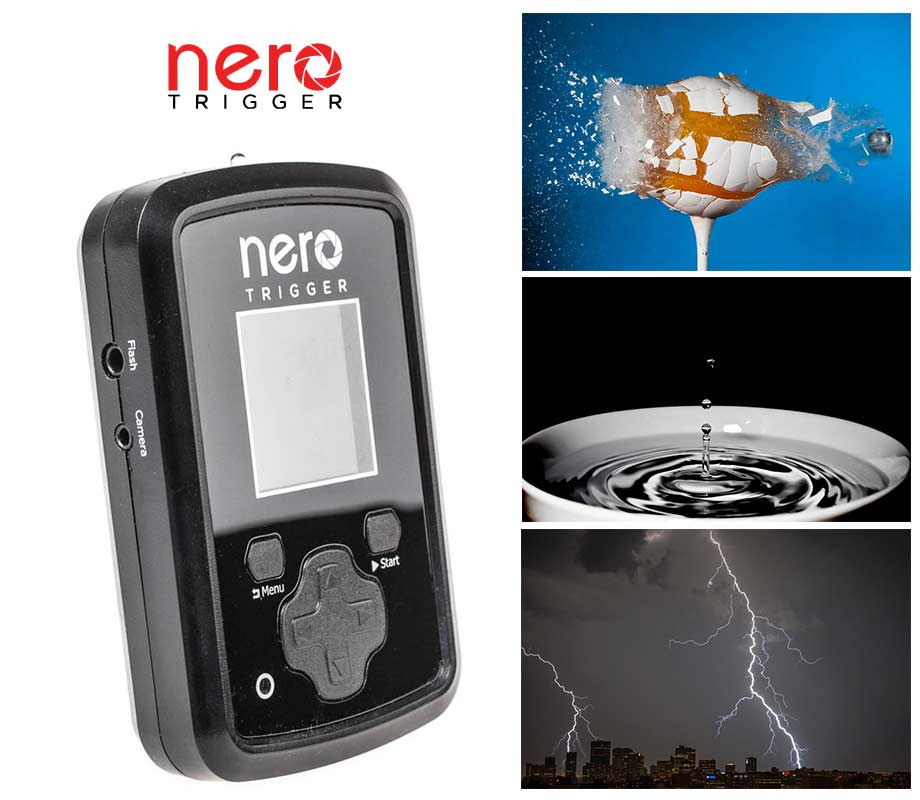 Nerotrigger Highspeed Remote