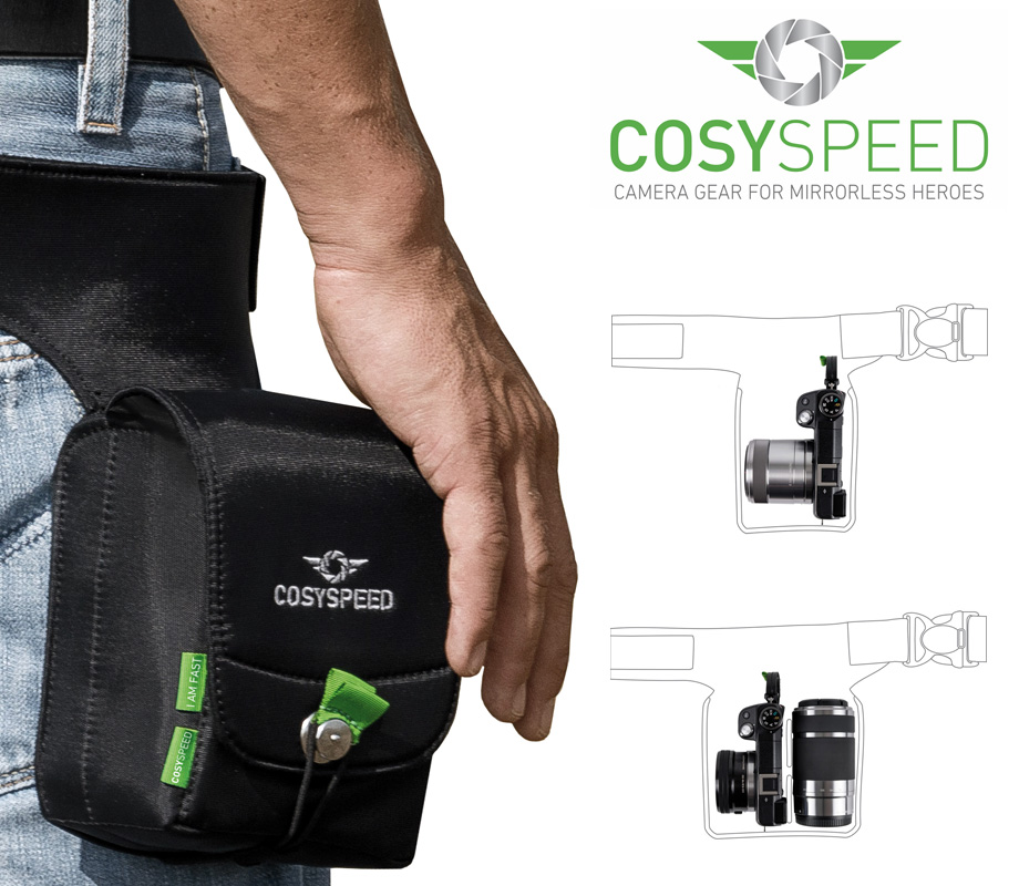 COSYSPEED - Camera Gear for Mirrorless Heroes