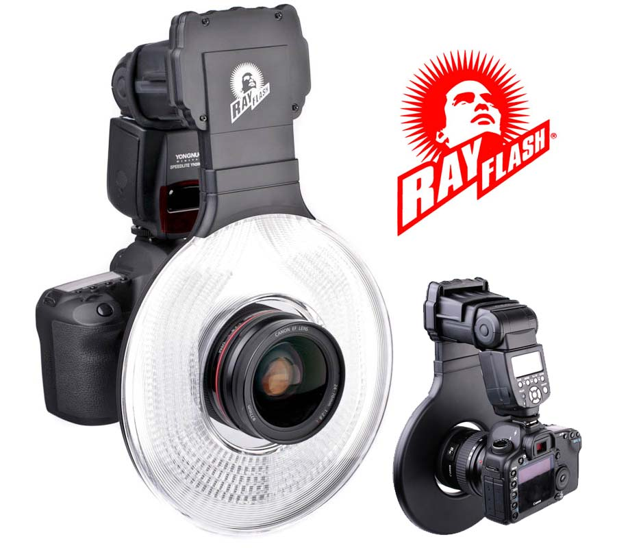 Ray Flash Ringblitz-Adapter