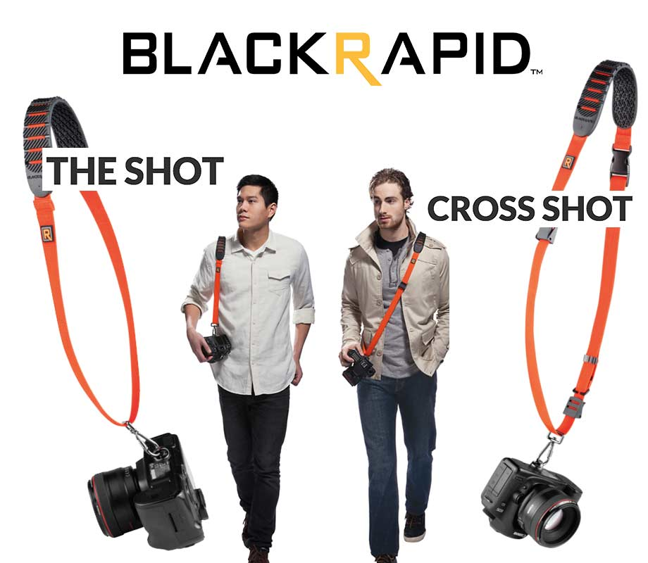 BLACKRAPID R-Strap Camera Straps