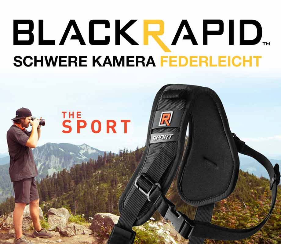 BLACKRAPID R-Strap Kameragurte