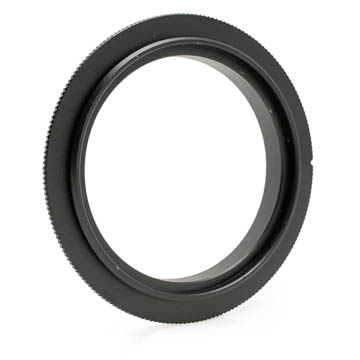 Quenox Retroadapter (Makro-Umkehrring) für Micro Four Thirds - 52 mm