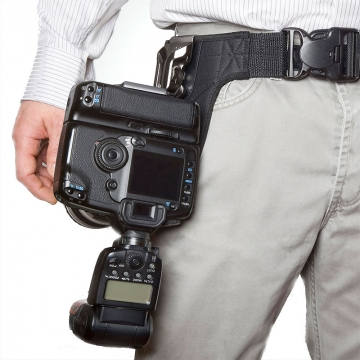 Spider Pro SCS Single Camera System Holster Hüft-Tragesystem für 1 DSLR