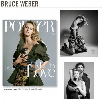 5 Top-Fotografen aus dem Fashion-Business - Nr. 2 Bruce Weber