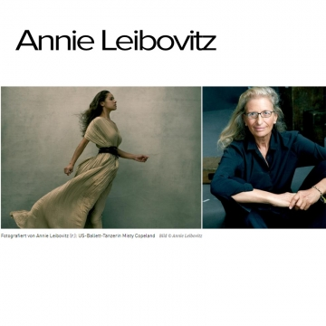 5 Top-Fotografen aus dem Fashion-Business - Nr. 3 Annie Leibovitz