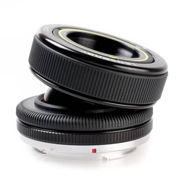 Lensbaby Composer Pro for Nikon F