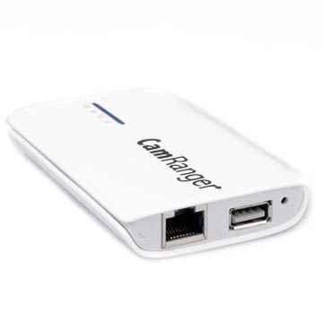 CamRanger Wi-Fi Dongle Fernsteuerung f�r Canon & Nikon DSLRs per iOS, Android, Kindle Fire, Mac & PC
