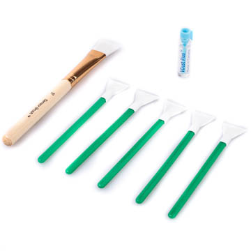 VisibleDust EZ Plus MiniKit 13  1ml VDust Plus  Sensor Brush  5x VSwab Sensor Cleaning Swab grün