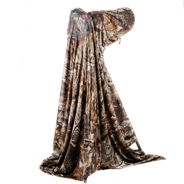 Han Bouwmeester Outdoor Tarnüberwurf Realtree Camouflage Polyester 215 x 250 cm