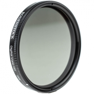 Rodenstock Digital Vario ND Graufilter EXTENDED 58mm verstellbar 12 bis 6 Blenden
