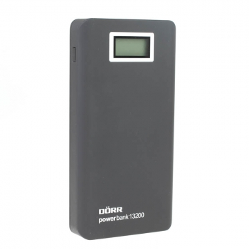 Dörr Powerbank mobile USB Ladestation - 13200 mA, 5 V, 1 A und 2.1 A