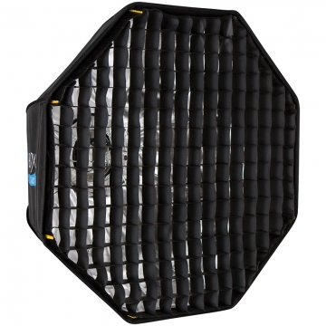 Westcott 40 Grad Wabengitter zum Festkletten für Rapid Box Duo Softbox