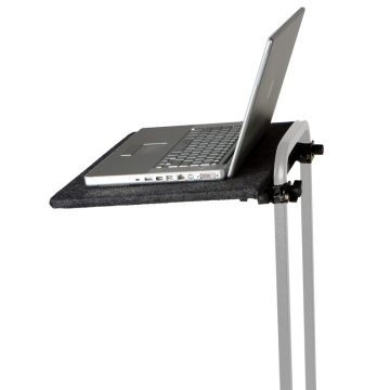 RockNRoller Multi-Cart Laptop Shelf Notebook-Plattform für Transportwagen R2RT, R6RT & R12RT