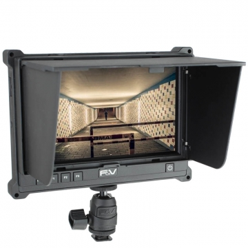 F&V MeticaFM 7 HDMI LCD-Field-Monitor mit Fokus-Peaking, 1:1-Pixelmapping etc.