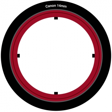 LEE Filters Adapter für SW150Filterhalter an Canon EF 14mm f28 L II USM