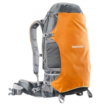 Mantona ElementsPro 40 OutdoorFotorucksack orange