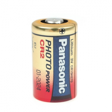 Panasonic CR2 Lithium Power Fotobatterie 3 V