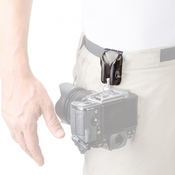 Spider Light Camera Holster Hüft-Tragesystem ohne Kameraplatte