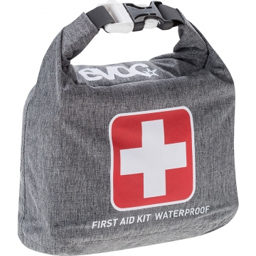 Evoc First Aid Kit Waterproof 15L blackheather grey wasserfestes ErsteHilfeSet