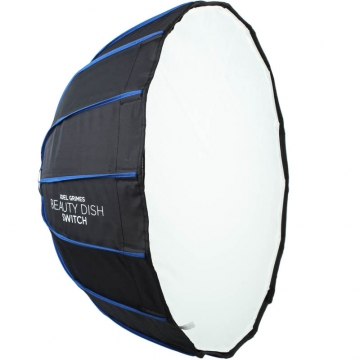 Westcott Rapid Box Beauty Dish Switch  HexadekagonSoftbox 61 cm