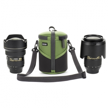 Think Tank Lens Case Duo 20 Green Objektivköcher