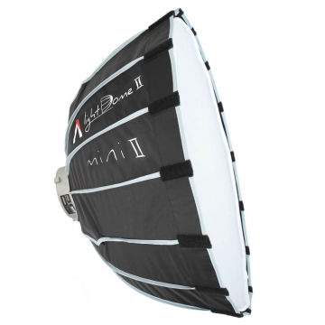 Aputure Light Dome Mini II  HexadekagonSoftbox mit BowensAnschluss 56 cm