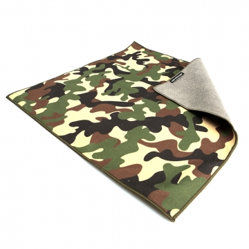 Easy Wrapper selbsthaftendes Einschlagtuch Camouflage Gr S 28 x 28 cm