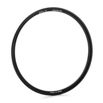Sirui Ultra Slim S-Pro Nano MC UV-Filter mit Aluminiumfassung - 72 mm