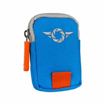 Cosyspeed ST-Wallet mit RFID-Schutz blau/orange